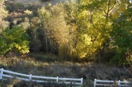 View of acreage across draw