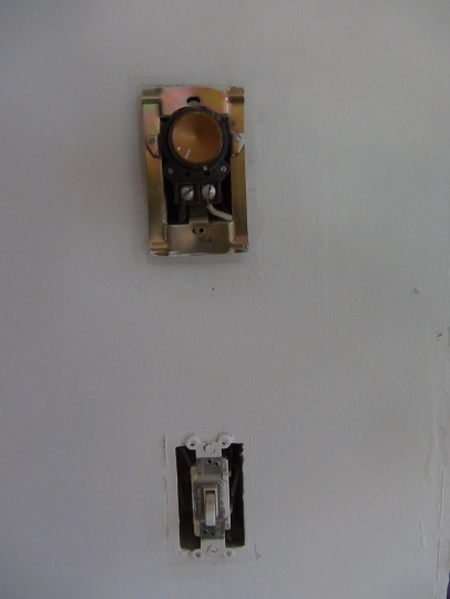 Old thermostat