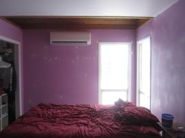 Downstairs bedroom before