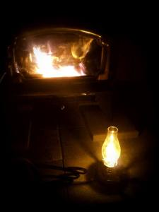 Not to mention, this doesn't need electricity and is quite handy when the power goes out!